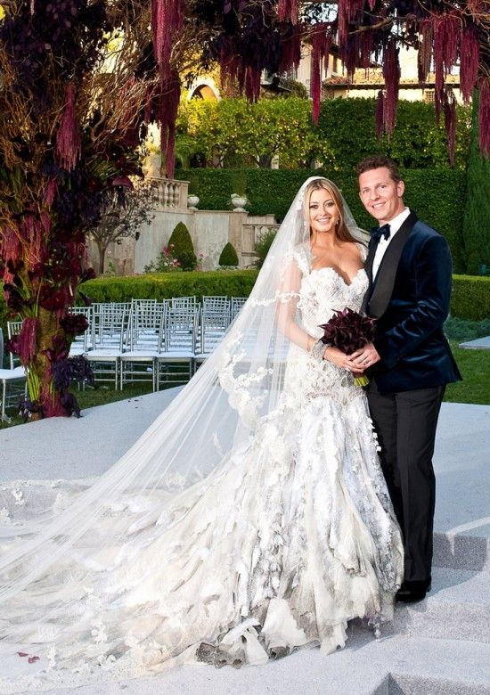 Holly Valance & Nick Candy wed in Beverly Hills, CA - 2012