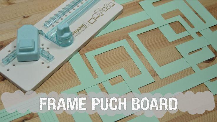 Tutorial Frame Punch Board - WRMK - UGDT