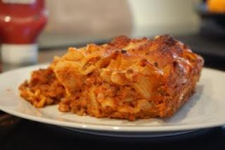 Maltese Recipe - Għaġin il-Forn (aka Oven Baked Macaroni)