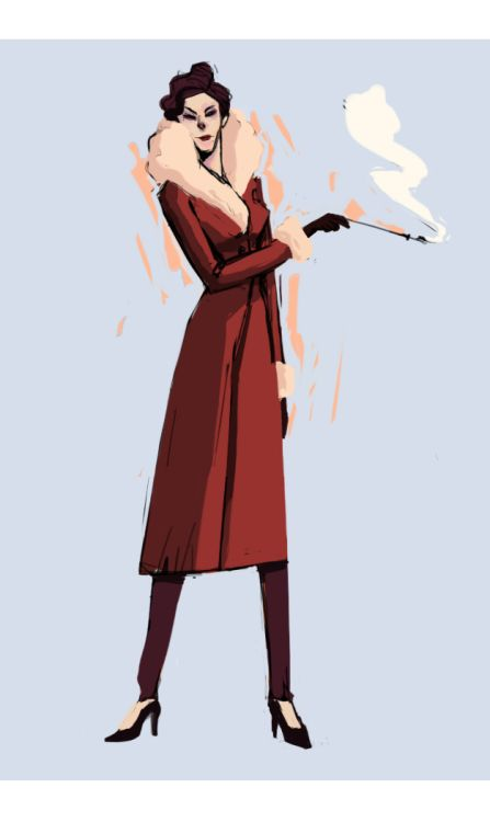 character design female