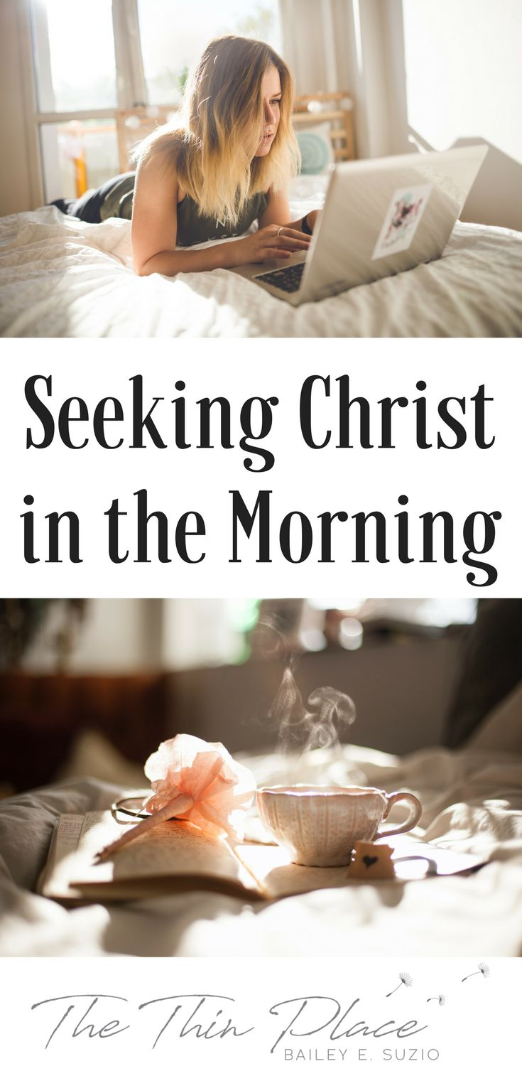 Give Me Jesus in the Morning - The Thin Place