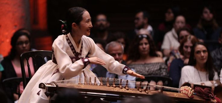 Traen a Morelia el poder y sutileza de la música coreana - Quadratín Michoacán