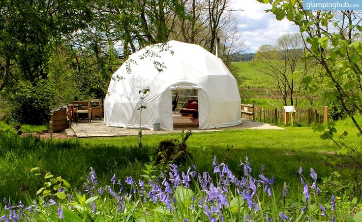 Domes Wales   Glamping Sites in Brecon Beacons   Ultimate glamping