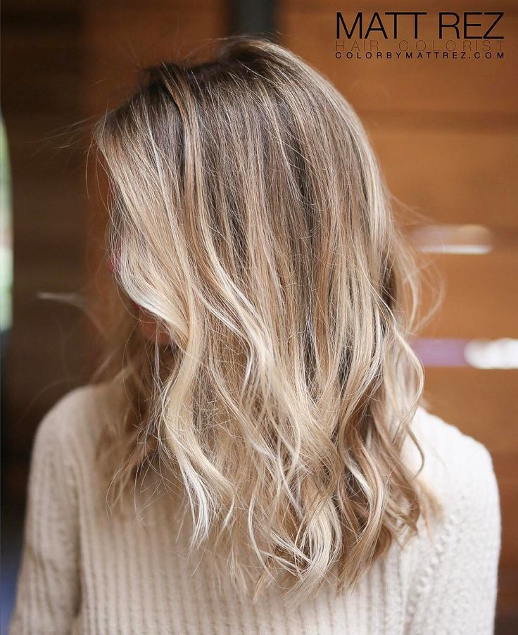 '4D Hair Color' Is the Secret to Highlights That Look Unbelievably Natural | Glamour