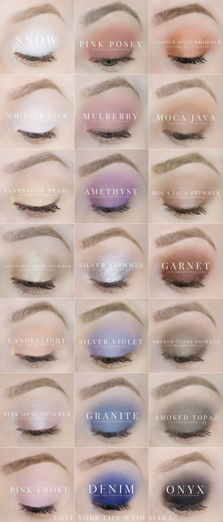 ShadowSense is smudge proof and waterproof! Got questions? Let me know. :) SeneGence Distributor ID: 351172. Email: prettypoutyperfection@gmail.com. FB Group: Pretty Pouty Perfection
