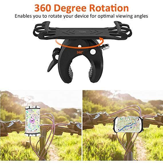 Handyhalterung Fahrrad Cocoda 360 Rotation Telefonhalter Fur