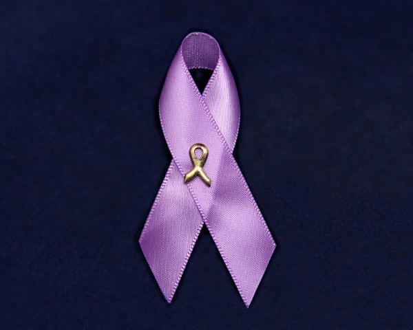 d179de54c7f Pack of 100 Purple Ribbon Awareness Pins (100 Pins) | Tattoos ...