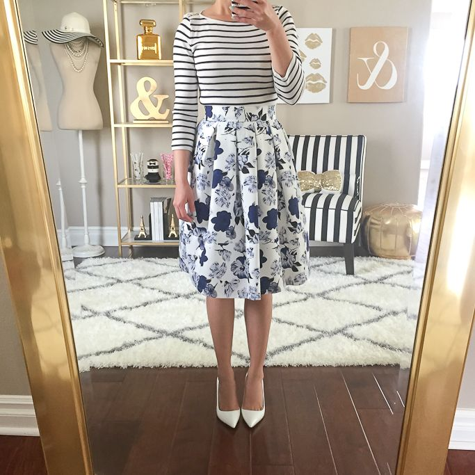 530 best Midi Skirt Madness images on Pinterest