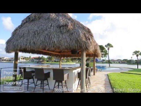 Real Estate Video - 3850 South Lake Drive Boynton Beach, Florida - http://jacksonvilleflrealestate.co/jax/real-estate-video-3850-south-lake-drive-boynton-beach-florida/