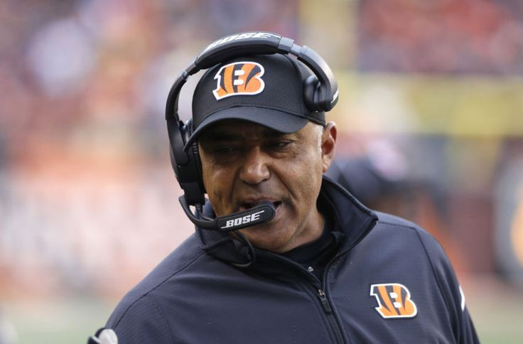 Bengals' Marvin Lewis Ready To Roll Without Contract Extension