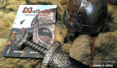 La Hispania de los Vikingos: Hispania de los Vikingos y Walhalla juego de Rol
