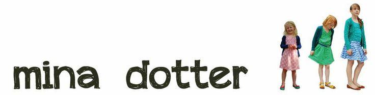 diy tricot jurkje mini Burda 7828, stap voor stap zelf het patroon tekenen