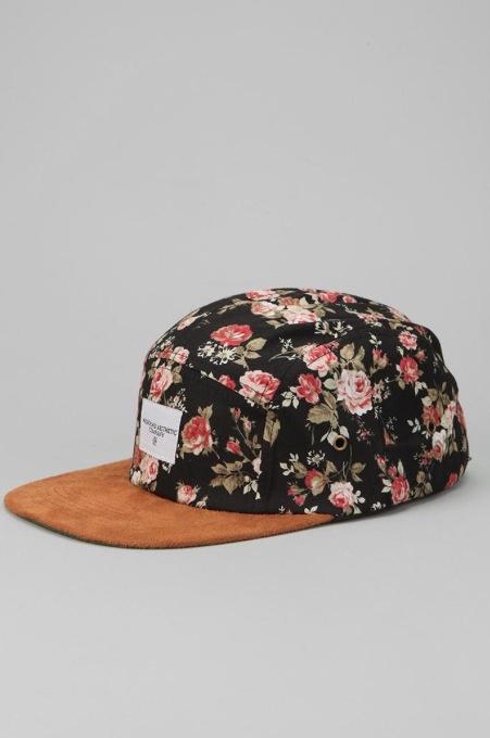 ed7ced7dfaf Floral SnapBack