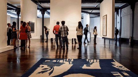 """Ensayo Museográfico Núm. 2"". En #CapillaDelArte #UDLAP"