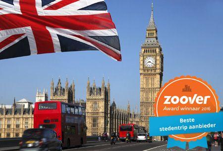 Dagtocht Londen | Ontdek deze geweldige stad voor een spotprijs!
