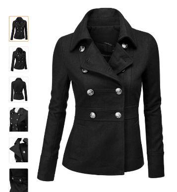 21 best PEA COATS images on Pinterest | Women's coats, Trench ...