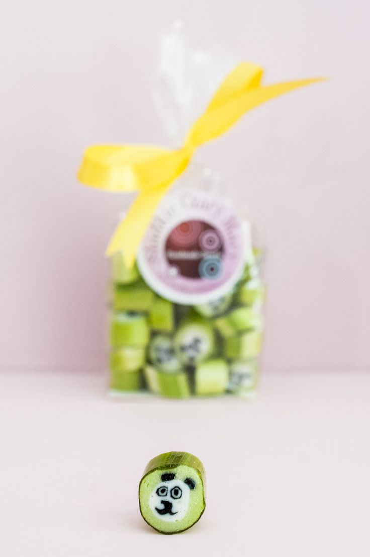 cukierki panda - manufaktura słodyczy w Poznaniu