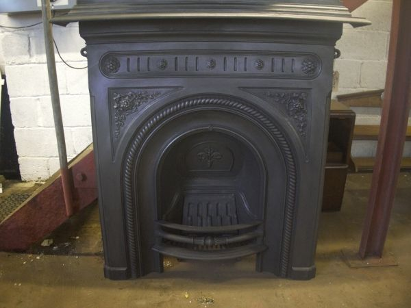 Antique Victorian Cast Iron Fireplaces, Love your fireplace £450.00 UK & Worldwide Delivery Available