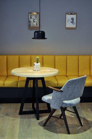 Qbic Hotel, Winter 2013 – Forest London