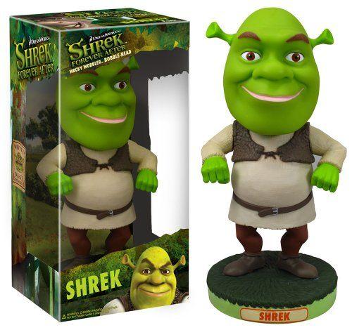 Funko Shrek Wacky Wobbler @ niftywarehouse.com #NiftyWarehouse #Shrek #Movies #Movie