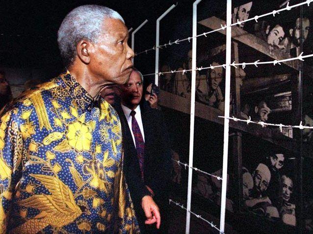 Israeli leaders on the death of Nelson Mandela