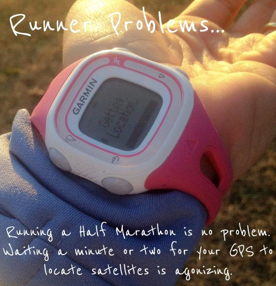 Runner Problems |Country Girl Gourmet