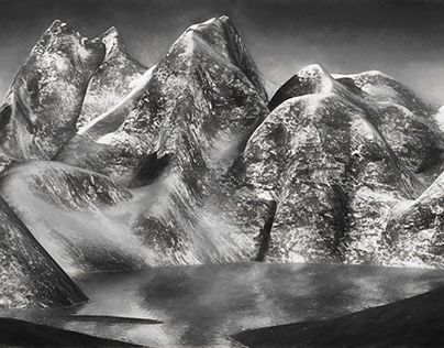 """Check out new work on my @Behance portfolio: """"3D landscapes"""" http://on.be.net/1LZooKR"""