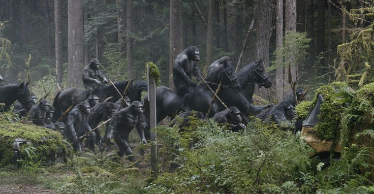 The transformation of 'Planet of the Apes,' from book to movie legend