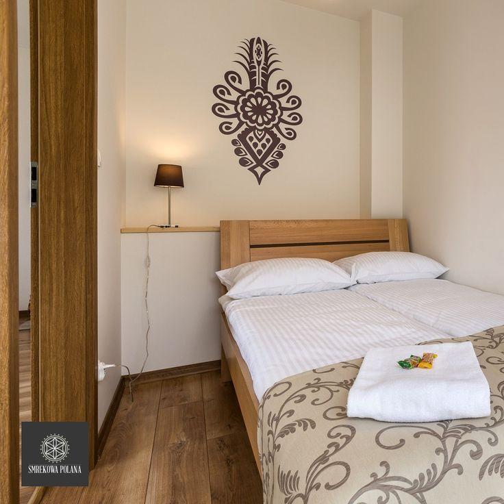 Apartament Jaworzynka - zapraszamy! #poland #polska #malopolska #zakopane #resort #apartamenty #apartamentos #noclegi #bedroom #sypialnia