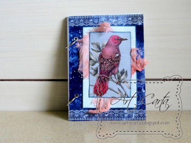 Art-Carta : Notes z ptaszkiem