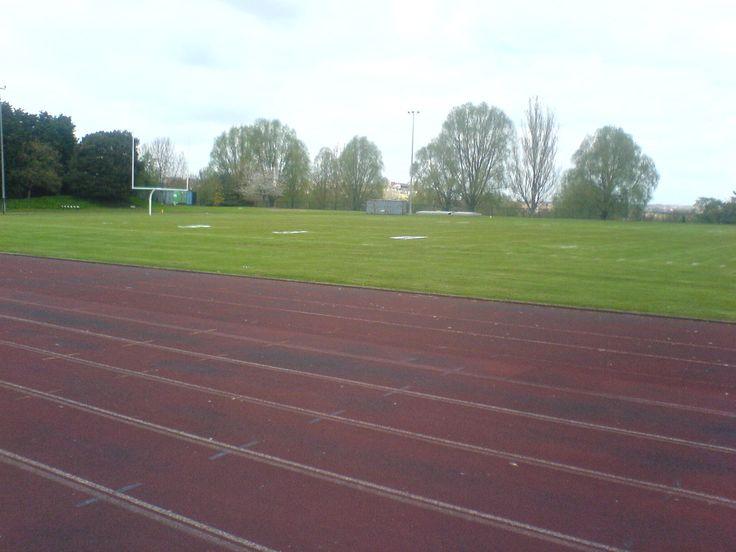 Finsbury Park Athletic Track - RIP 2012