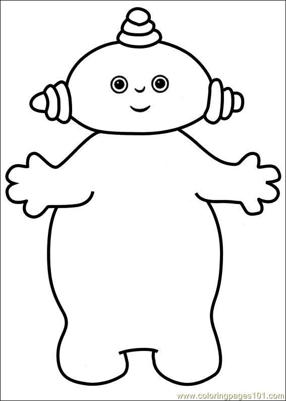 makka pakka colour in
