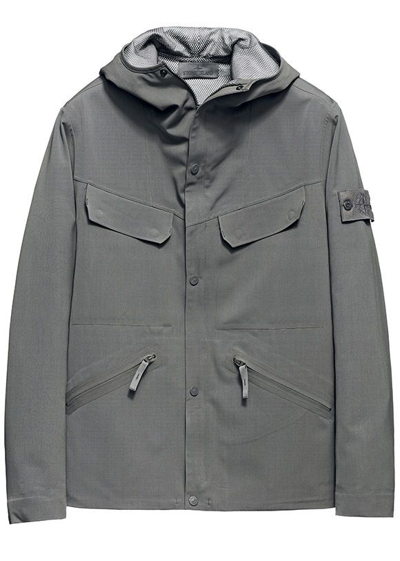 Stone Island Shadow Project WATER REPELLENT WOOL