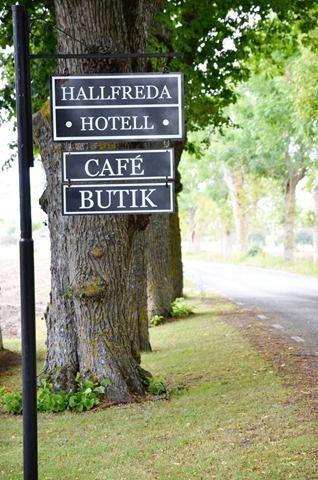 Berså: Gotlandstips:Hallfreda  Hallfreda Hotell - Gotland - Sweden