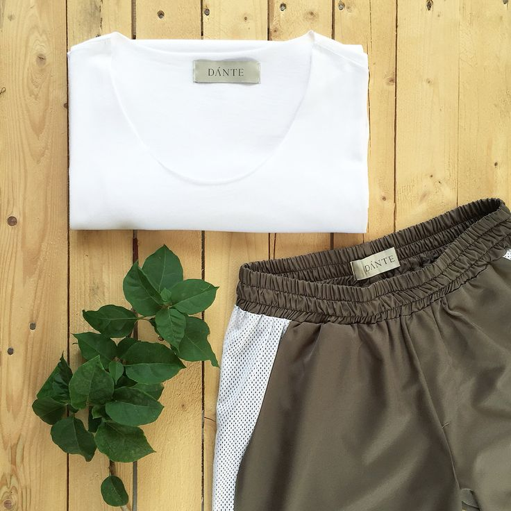 "🌿Dante combo🌿 ""Florence"" t-shirt➕""Abati"" swim shorts•  Find them in stores or online at dantemen🎾com #potd #ootd #motd #combo #tshirt #swimshorts #swimsuit #white #green #leaves #summer #wood #nenwithstyle #menstyle #madeformen #madeformen #stylelover #white #dantemen #dantemenswear #dante #dantestyle #ss16 #urban #boheme"