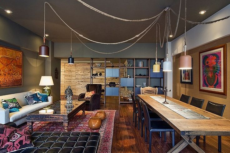 Apartment in Tamarindos by Mat Colision