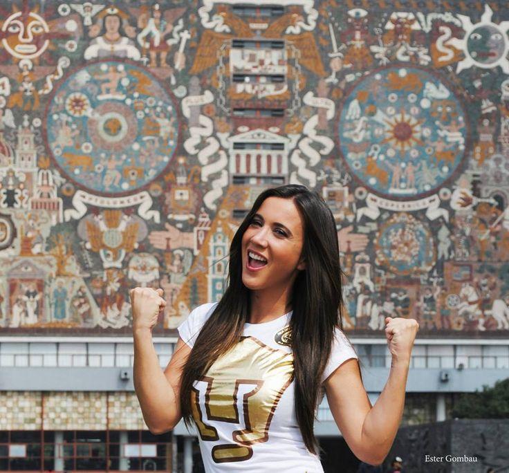 Fotogalería: Especiales - María Zel, fanática de Pumas | Dale Pumas - Sitio No Oficial de Pumas UNAM