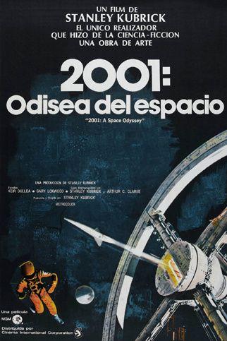 2a. 2001: Una odisea del espacio (Stanley Kubrick, 1968)