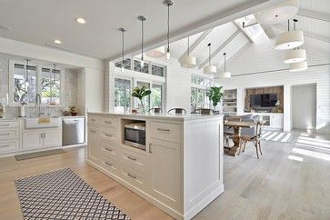 Lee Caroline - A World of Inspiration: Kitchen Inspiration - Week One, Hamptons Style