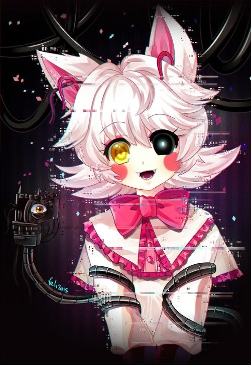 Mangle-Five Nights at Freddy's 2
