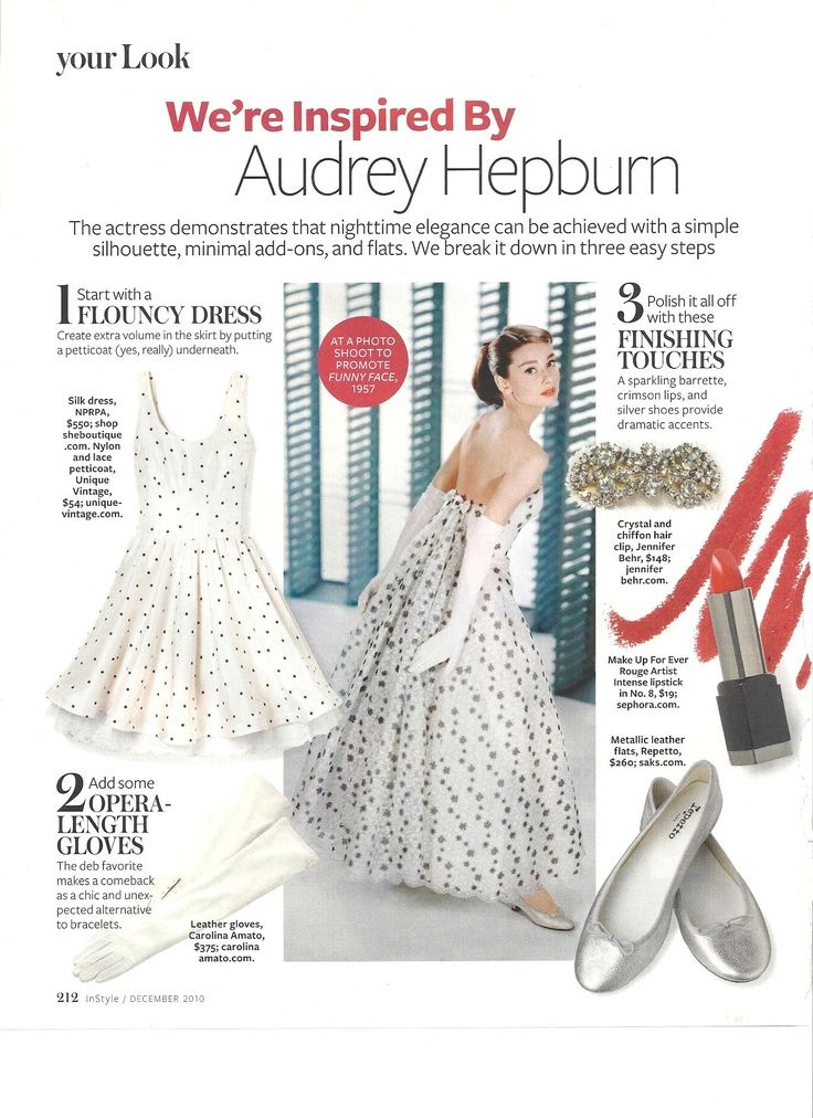 169 Best My New Style Inspired On Audrey Hepburn Images