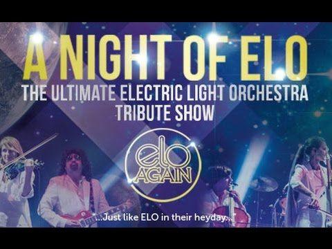 ELO Again - A Night of ELO | The Blackpool Grand Theatre