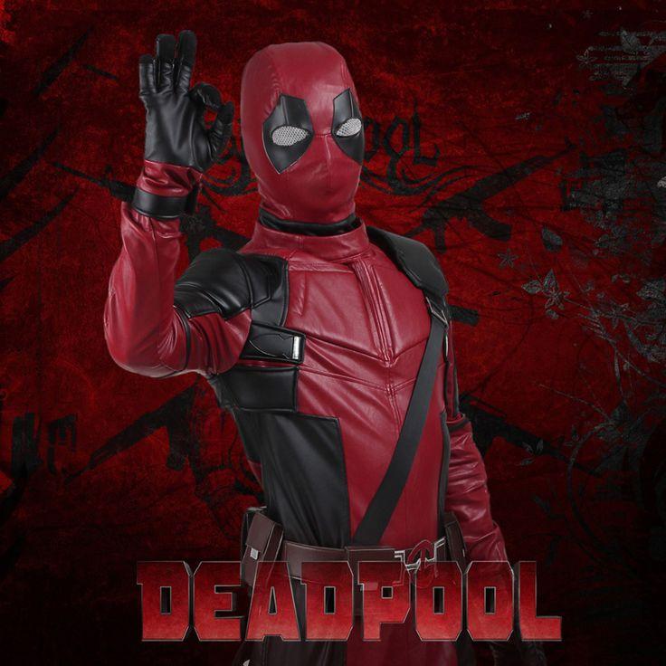Deadpool Cosplay Costume //Price: $320.00 & FREE Shipping //     #batman #deadpool #marvelc #dc