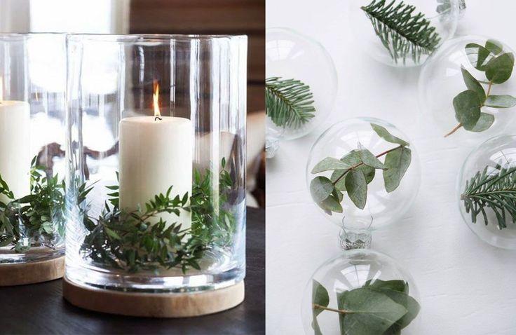 Det är lätt att skapa en härlig julstämning med naturens hjälp. Här är 9 tips på hur du på kort tid kan göra det extra mysigt inför julen.