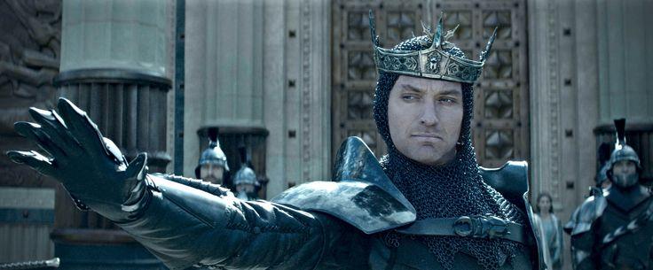 Jude Law is Vortigern - King Arthur: Legend Of The Sword Review