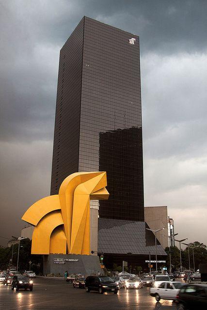 Torre de Caballito, Mexico City