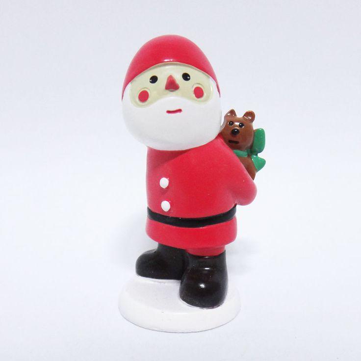 Concombre DECOLE Japan Cute Lovely Kawaii Figure Santa Hiding Christmas Present  #ConcombrebyDECOLE