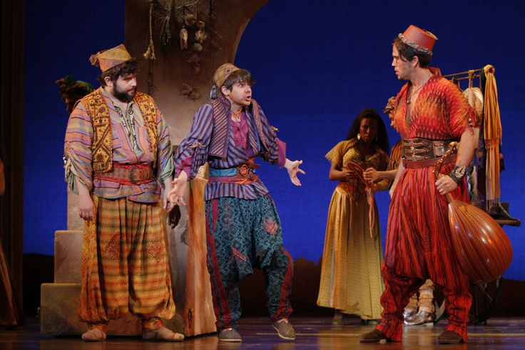 Theatre Thursdays: Disney's Aladdin on Broadway and Questions of ...
