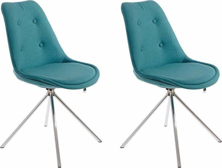 Dylan+Spisestol+Blått+stoff+med+kromben+++-+Moderne+spisestuestol+med+et+cool+design+og+farverikt+uttrykk.+Dylan+spisebordsstolen+har+et+stell+av+krom+som+har+et+eksklusivt+uttrykk.+Setet+er+polstret+med+blåt+stoff.+Disse+passer+godt+sammen.+Spisestuestolen+finnes+i+forskjellige+farger.+