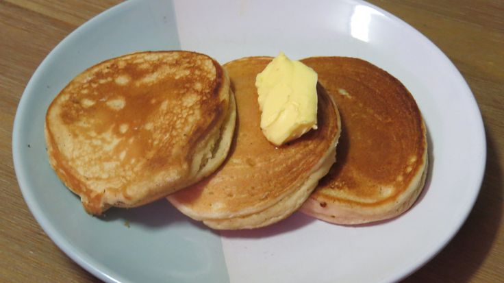 Fluffy and tasty, gluten free pikelets. Even gluten eaters will love them.